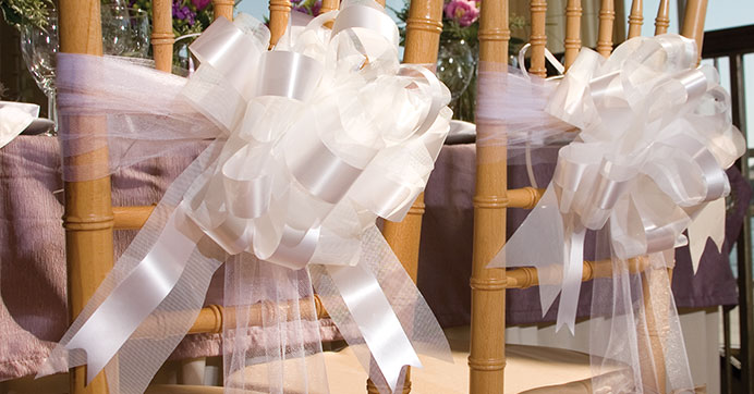 Wedding Decorations on a Shoestring Budget.