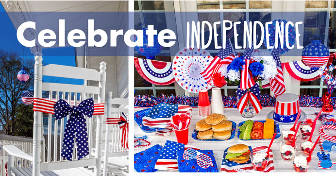 Celebrate Independence Inspiration Flyer