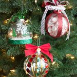 Create Your Own Fun-Filled DIY Holiday Snow Globe Ornaments