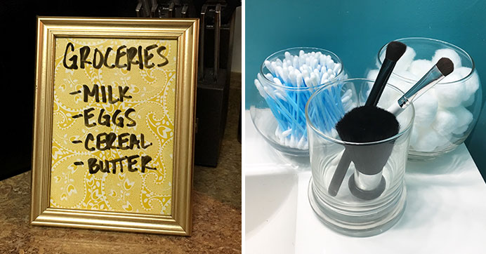 Dollar Tree Home Organization Hacks