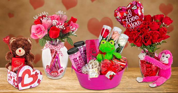 Build Valentine's Day Gifts for Your Loved Ones