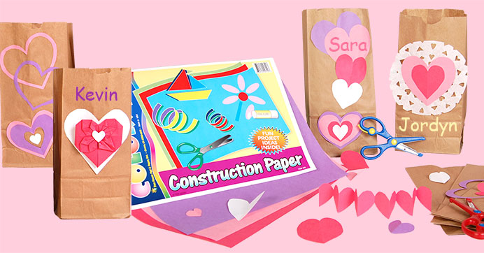 Create Valentine's Day Mailboxes for Your Classroom