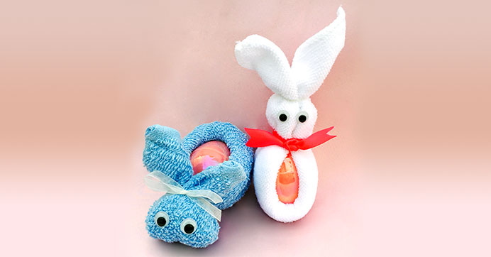 Boo-Boo Bunny Craft Idea for Kids