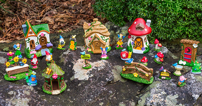 Host Your Own Fairy Garden Party with Dollar Tree's $1 Accessories