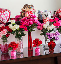 Valentine's Day Floral Arrangements