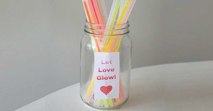 Glow Sticks Favors and Gifts for Wedding Guests