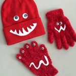 Handmade Monster Mittens