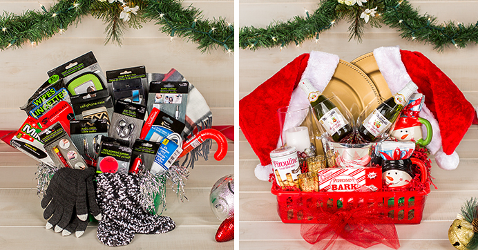 holiday gift guide thoughtful 20 gift ideas - Christmas Basket Decoration Ideas