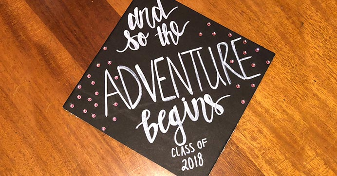 Graduation Cap Example