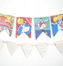 Book Page Banner