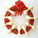 Pet Treat Wreath