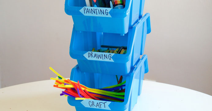 Craft Station for Students