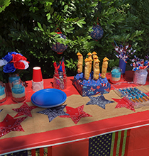 Summer Patriotic Party