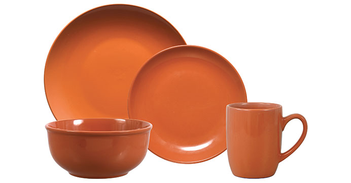 Fall Leaves Dinnerware