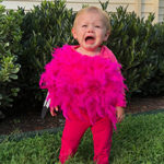 Flamingo Halloween Costume