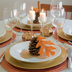Festive Fall Tablescape