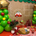Gingerbread-Themed Party