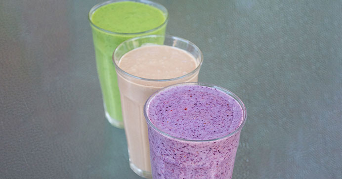 Easy and Healthy Smoothies