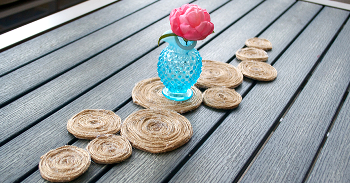 Twine Table Runner